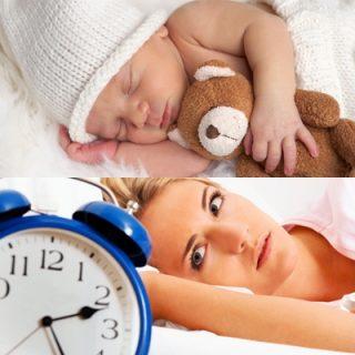 Tidur vs Susah Tidur
