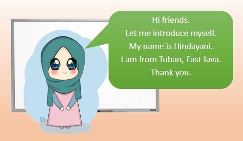 Perkenalan diri Singkat Dalam Bahasa Inggris – Simple Introduction