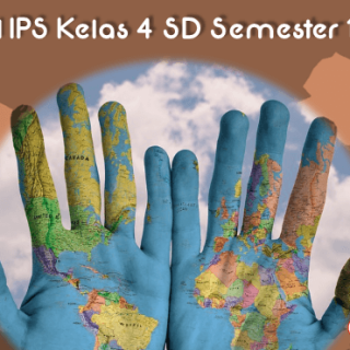 Soal IPS Kelas 4 SD Semester 1 & 2