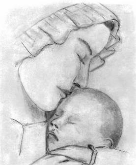 gambar ibu