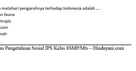 https://hindayani.com/contoh-soal-ilmu-pengetahuan-sosial-keContoh Soal Ilmu Pengetahuan Sosial Kelas 8 SMP MTslas-8-smpmts/