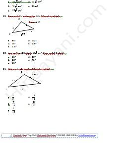 Contoh Soal Try Out Matematika Kelas 10 SMA MA SMK