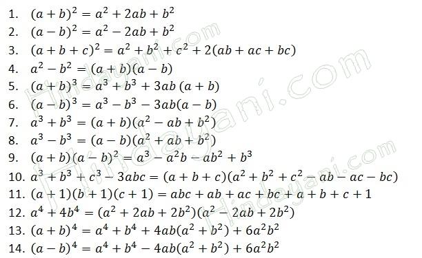 Pemfaktoran dan Penjabaran sebagai Bahan Olimpiade Matematika 1