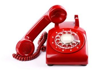 British telephoning dialogue