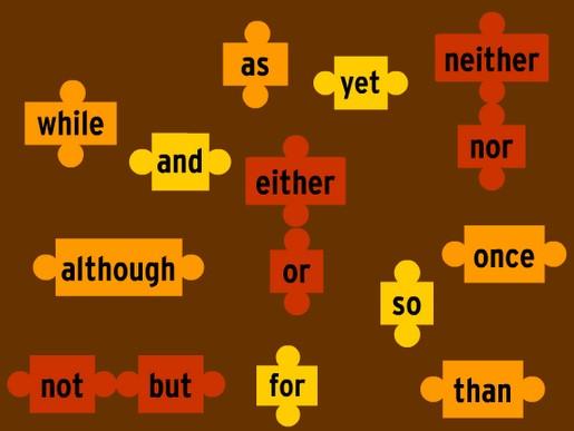 Mengenal Jenis Dan Bentuk Conjunction