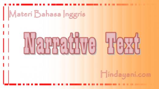 Cara Membuat Narrative Text