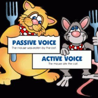 Bentuk dan Cara Membuat Kalimat Active dan Passive Voice