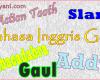 Menguasai Bahasa Inggris Gaul Jilid 1