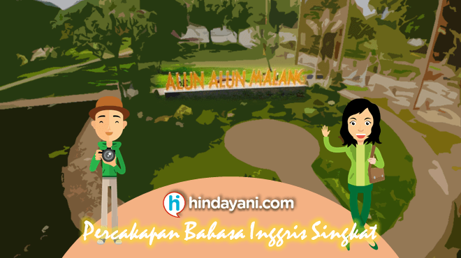 Dialog Speaking Bahasa Inggris 2 Orang Dengan Turis