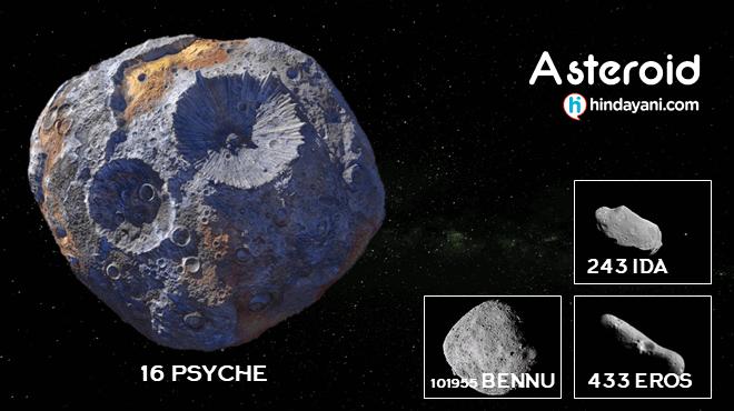 Gambar Asteroid