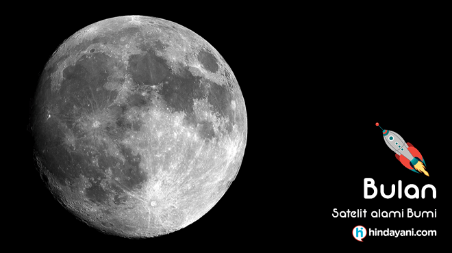 Satelit dan Bulan di Tata Surya