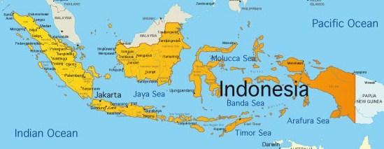 Perubahan Wilayah Provinsi di Indonesia
