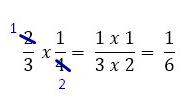 4 c 1 operasi hitung pecahan perkalian pecahan biasa dengan biasa - cara cepat