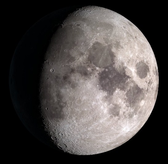03 Fase Bulan - Waxing Gibbous