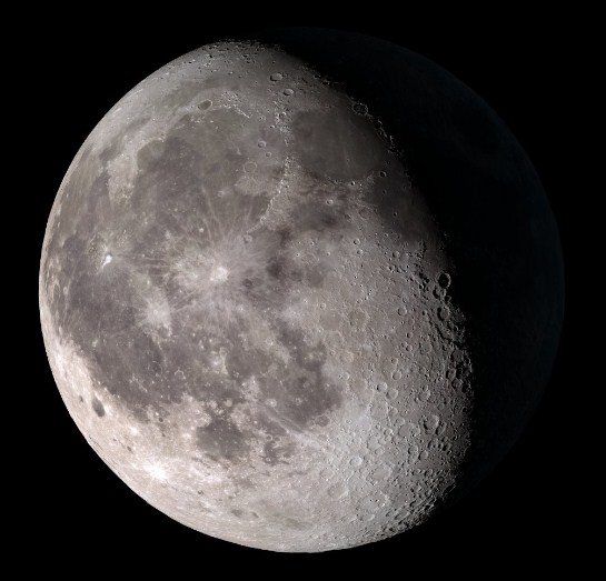 05 Fase Bulan - Waning Gibbous