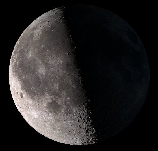 06 Fase Bulan - Third Quarter