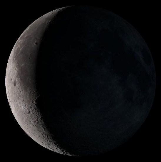 07 Fase Bulan - Waning Crescent