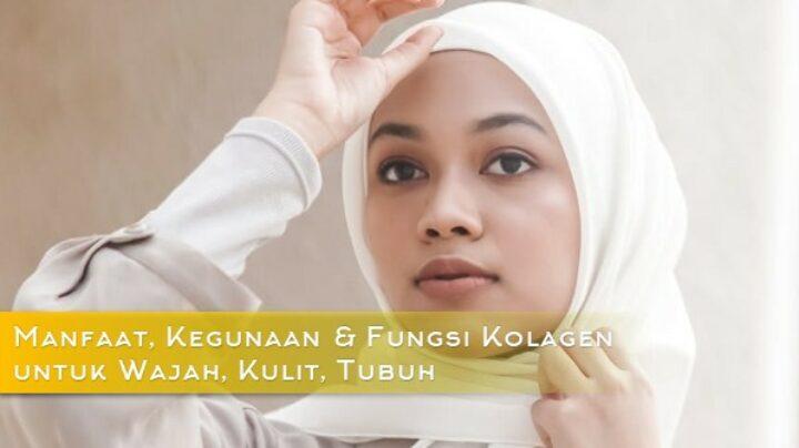 Manfaat, Kegunaan & Fungsi Kolagen untuk Wajah, Kulit, Tubuh