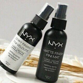 Gambar 1 - Setting Spray yang Bagus dan tahan lama - NYX Professional makeup setting spray