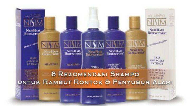 Gambar 1 - Shampo Nisim Penumbuh Rambut Alami - Headline