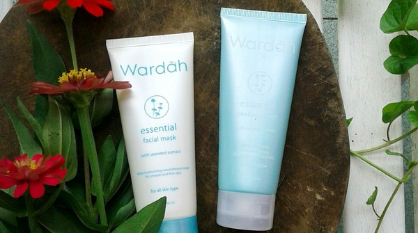 Masker Wajah Wardah