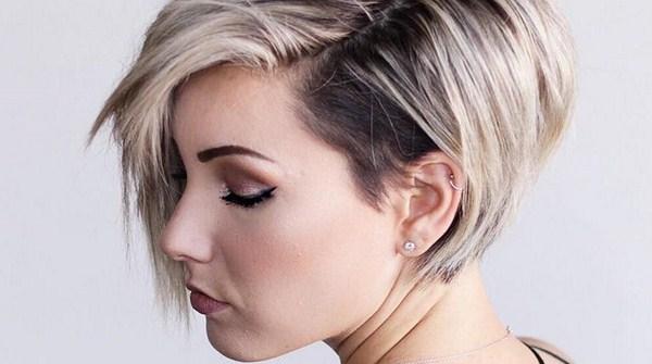 Potongan rambut yang cocok untuk rambut tipis - Pixie