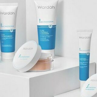 Gambar 3 - Testimoni wardah acne series
