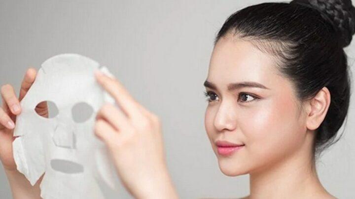 Gambar 3 - Urutan Skincare Korea - Pakai Sheet mask