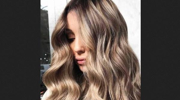 Warna rambut yang cocok untuk kulit sawo matang