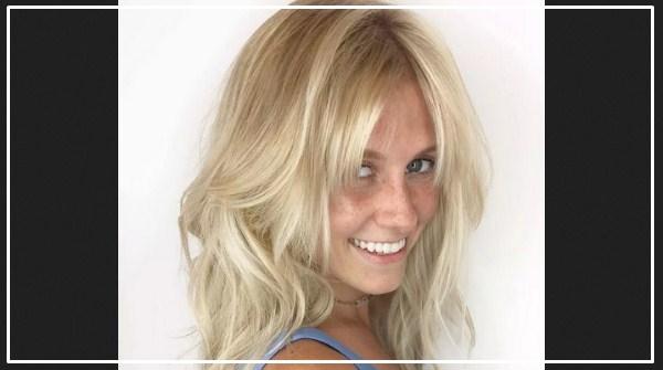 Model rambut Messy hair