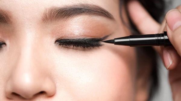 Jenis mata dan jenis eyeliner