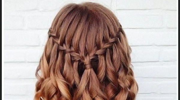 Kepang Waterfall curly