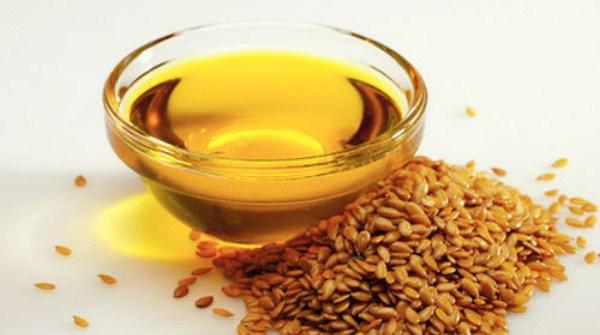 Flaxseed oil adalah minyak biji rami