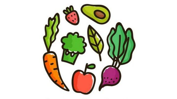 Gambar 1 - Vegetarian adalah Istilah yang merujuk pada konsumsi produk nabati