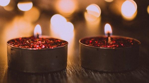 DIY Lilin aromaterapi - Lilin Wangi