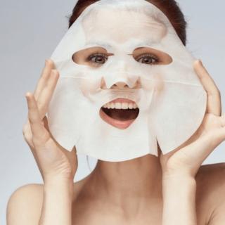 Gambar 1 - Daftar bahan masker untuk kulit kombinasi