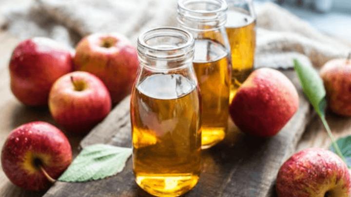 Gambar 1 - Manfaat cuka apel untuk jerawat dan bekasnya