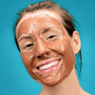 Gambar 2 - Masker untuk kulit kusam dan gelap dari bahan alami - Cokelat