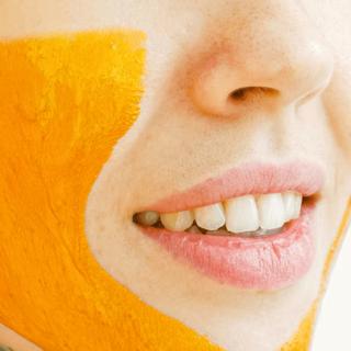 Gambar 2 - Peeling alami untuk wajah kusam agar glowing
