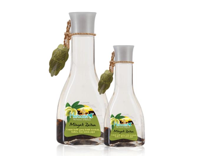 Merk minyak zaitun untuk wajah terbaik - Minyak Zaitun Herborist untuk Wajah