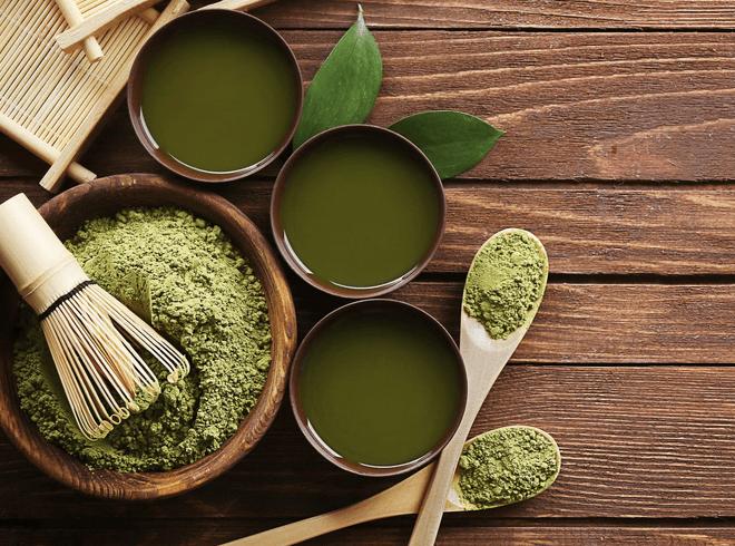 Masker untuk kulit berjerawat yang alami dan murah - teh hijau
