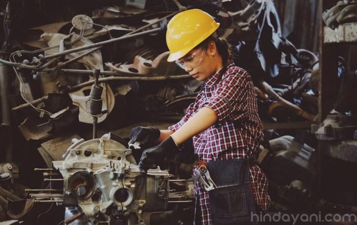 Mencari pekerjaan yang cocok dengan kepribadian, minat, dan kemampuan