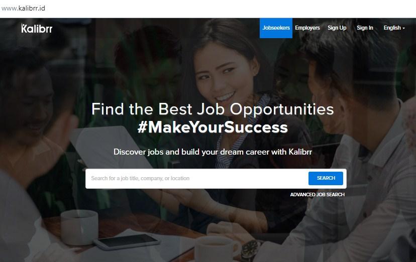 Cara mencari lowongan kerja lewat situs